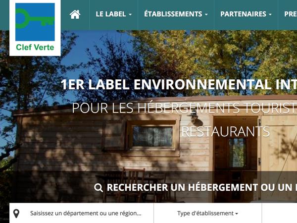 Clef Verte : Agir pour un Tourisme Durable avec le label Clef Verte